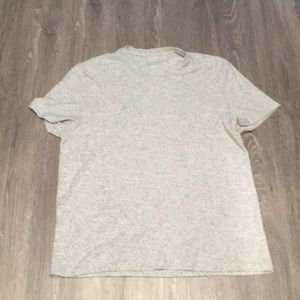 All saints Oversized medium textured tee shirt